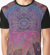 Pink elephant Graphic T-Shirt