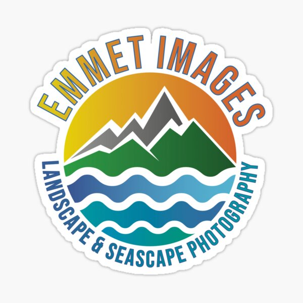 Emmet Images branded merchandise Sticker