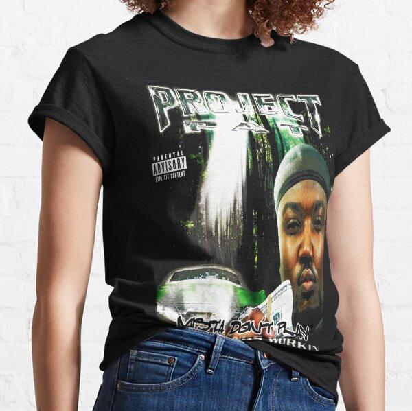Project Pat Three si mafia Classic T-Shirt