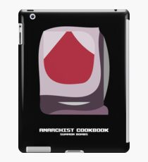 Anarchist Cookbook iPad Case/Skin