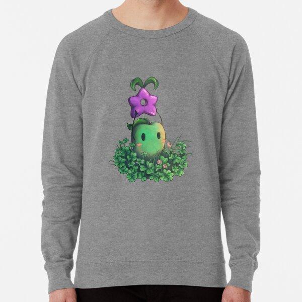 Stardew Valley Junimo Illustration Lightweight Sweatshirt
