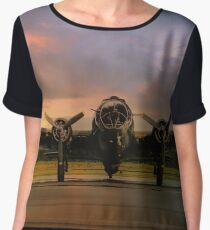 The Belle Chiffon Top