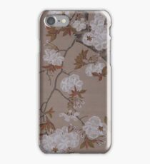 Hirose Kain - Cherry Blossoms . Japanese Still Life  iPhone Case/Skin