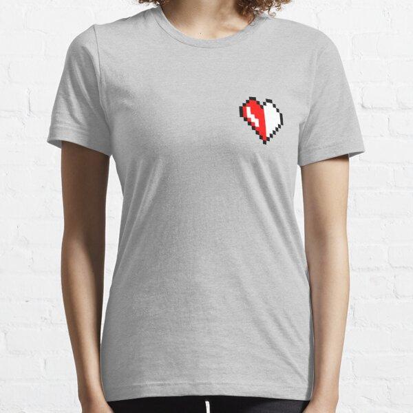 Gebrochener Pixelherd Essential T-Shirt