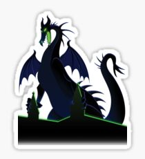 RAGE OF MALEFICENT Sticker
