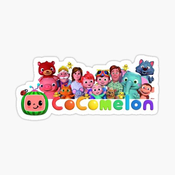 Camiseta clásica para niños Nursery Rhymes Cocomelon Pegatina