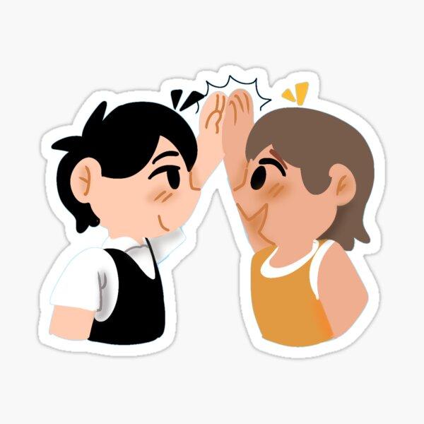 High five! Sticker