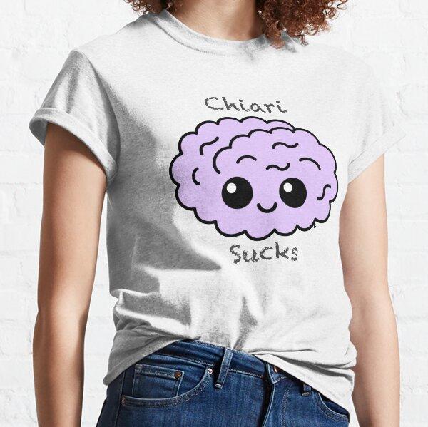 Chiari Sucks Classic T-Shirt