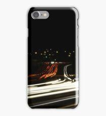 Approaching Anzac Bridge 1 iPhone Case/Skin