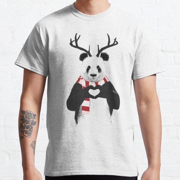 Xmas panda Classic T-Shirt