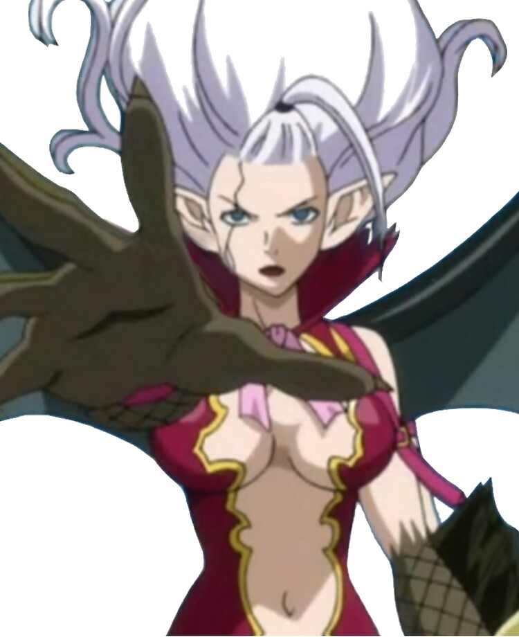 Fairy Tail Mirajane Ipad Case Skin By Doomwolf Redbubble Because it is the last mirajane will do something amazing. redbubble