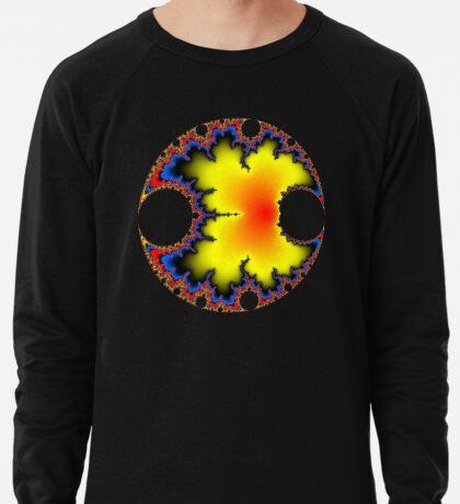 Mandelbrot Orb Lightweight Sweatshirt