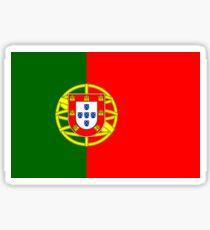 Portugal/Portuguese Flag Sticker