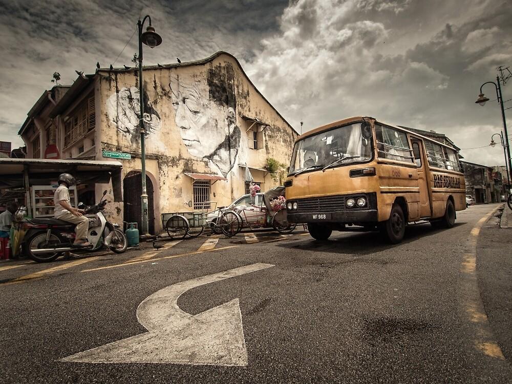 Urban Penang #0701 by Michiel de Lange