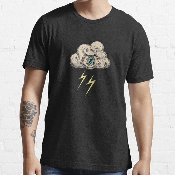 Grumpy Cloud Essential T-Shirt