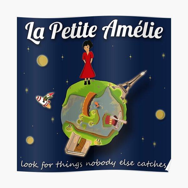 La Petite Amélie Poster