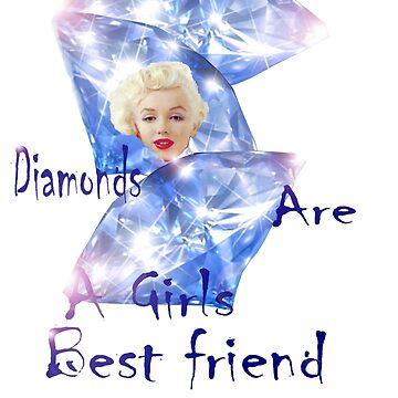 Diamonds are a Girls best friend.  by windana1