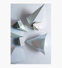 Origami #1 Photographic Print