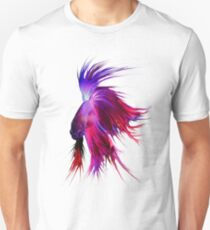 Betta Splendens ;Siamese fighting Fish. T-Shirt