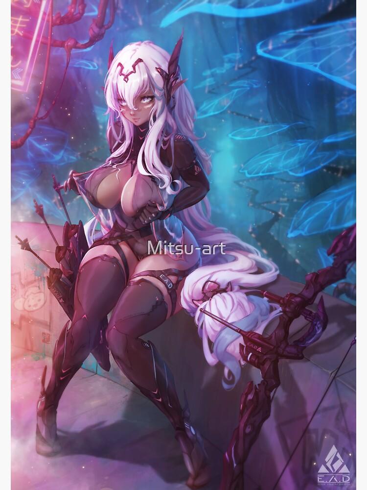 Isil Cyber Elf | Mitsu Art by Mitsu-art