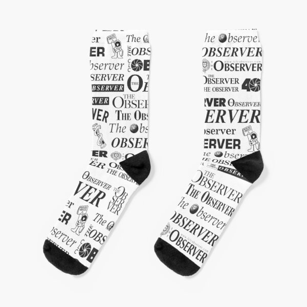 Observer Pattern Socks
