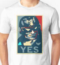 Captain Falcon (YES Meme) Unisex T-Shirt