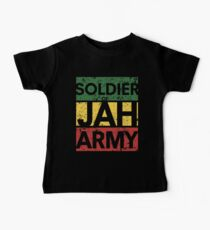 Soldier of JAH Army Baby Tee