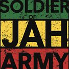 Soldier of JAH Army by LionTuff79