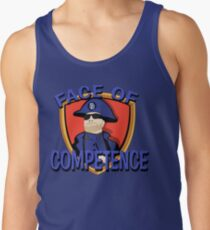 FACE of Competence Tank Top