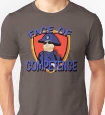 FACE of Competence Unisex T-Shirt
