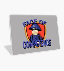 FACE of Competence Laptop Skin