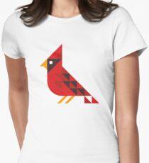 Cardinal Women's Fitted T-Shirt