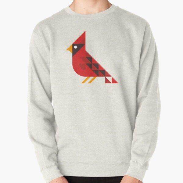 Cardinal Pullover Sweatshirt