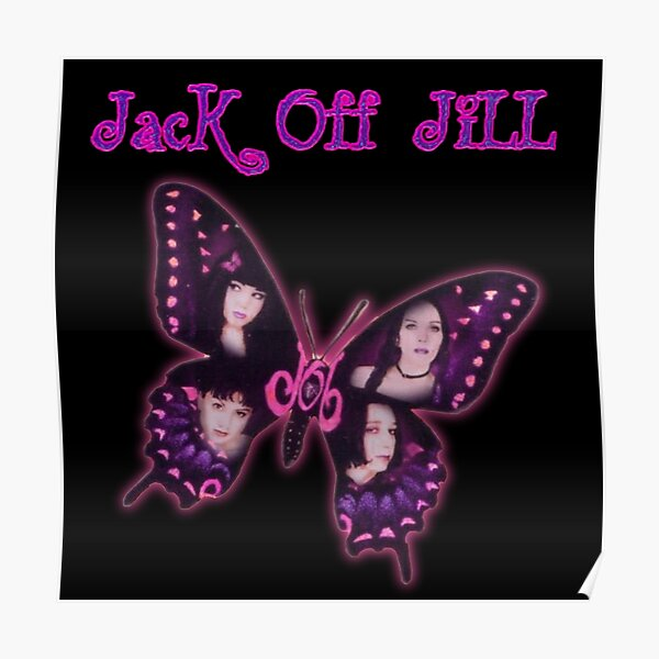 JACK OFF JILL Poster