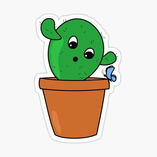 Little Cactus Sticker