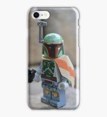Lego Star Wars Boba Fett iPhone Case/Skin