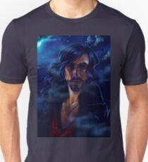 Moonlit Captain Hook Unisex T-Shirt