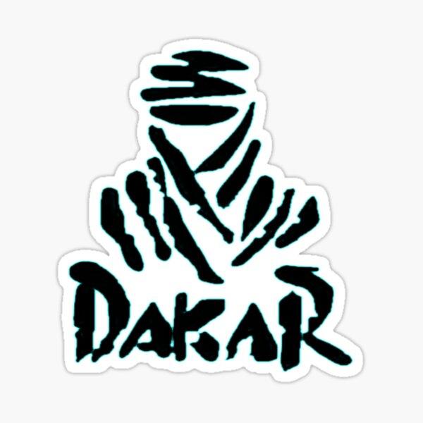 Touaregs de Dakar Sticker