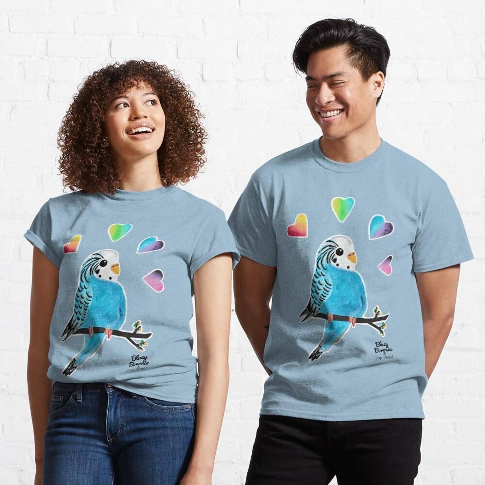 Bluey Boronia x Dead Peaceful Classic T-Shirt