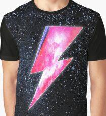 David Bowie - Ziggy Stardust Design  Graphic T-Shirt