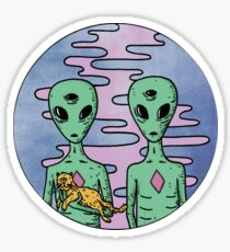 ayy lmao Sticker
