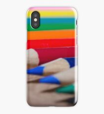 Colorful life 4 iPhone Case/Skin