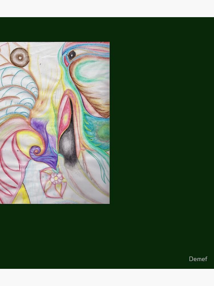 eye see you by Demef