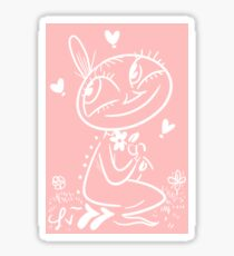 Mymble's Daughter Sticker