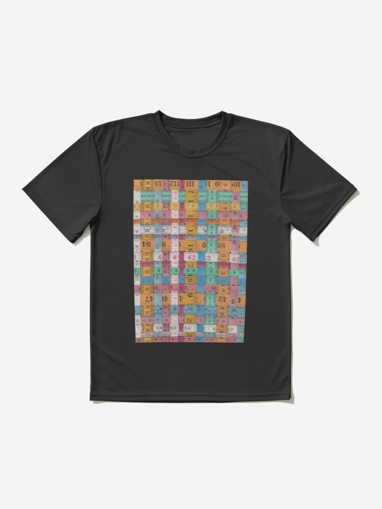 Alternate view of From a distance (2021) Active T-Shirt
