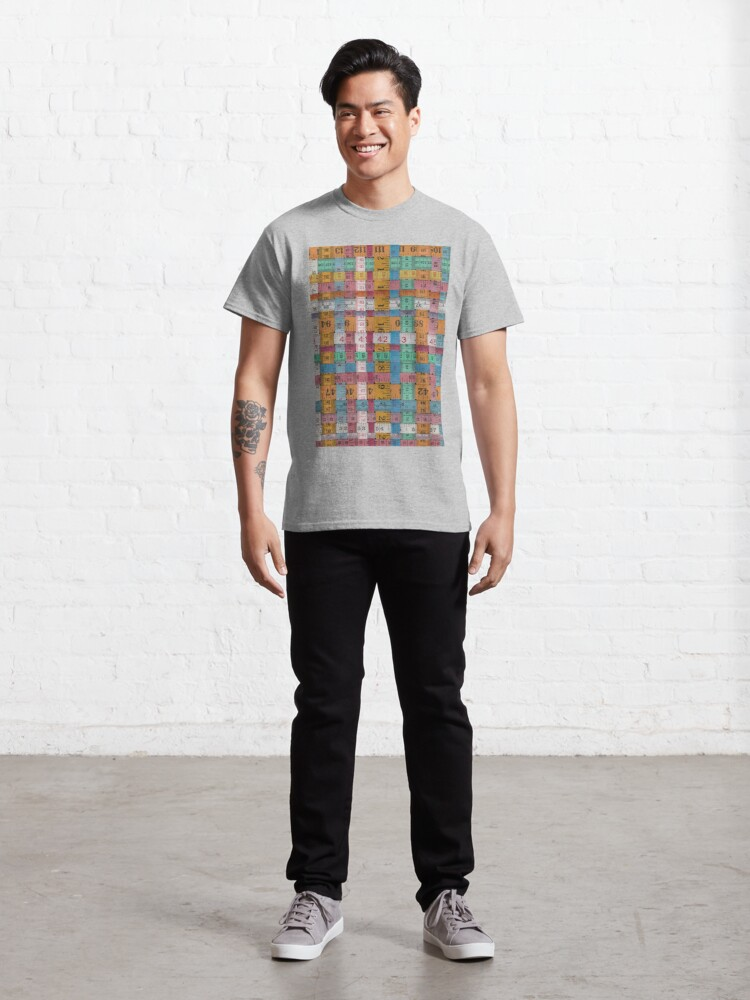 Alternate view of From a distance (2021) Classic T-Shirt