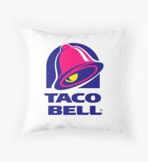 Taco Bell Throw Pillow