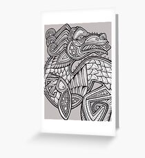 Inkling Greeting Card
