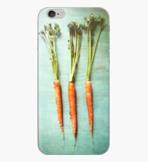 Three Carrots iPhone Case