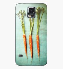 Three Carrots Case/Skin for Samsung Galaxy